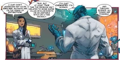 Inhumans vs. X-Men #0