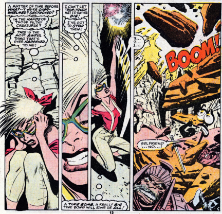 New Mutants #79